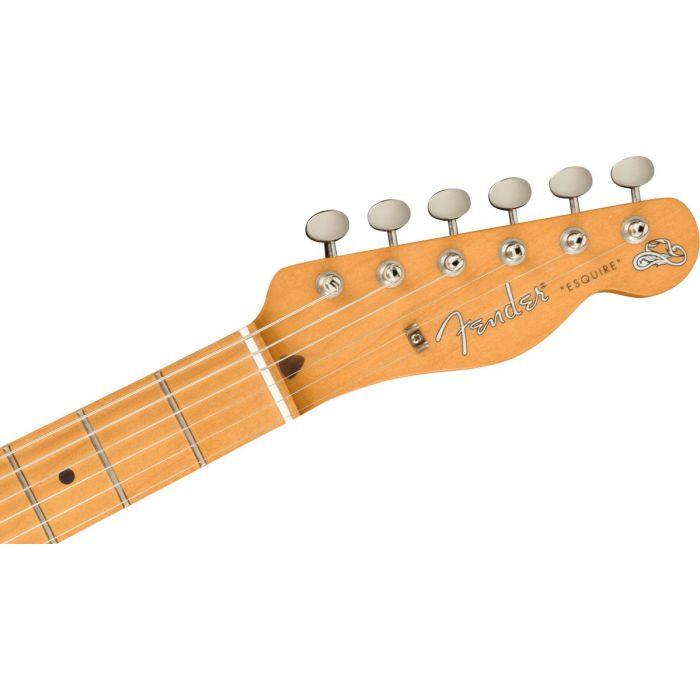 Fender Brad Paisley Road Worn Esquire Headstock