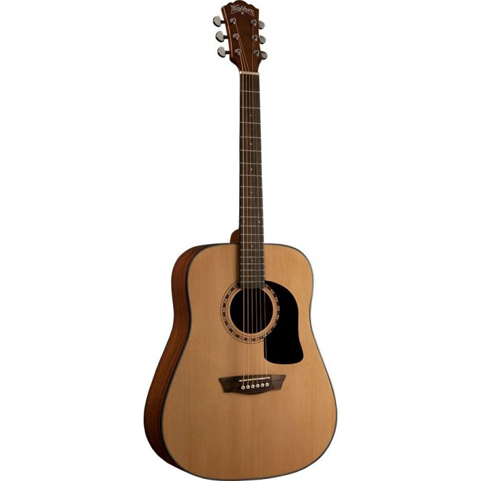 Washburn AD5 Acoustic Guitar Full Front View