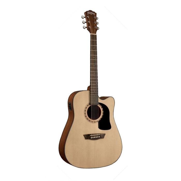 Washburn Apprentice D5CE Electro Acoustic Full Front