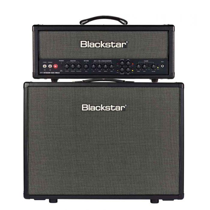 Blackstar HT Stage 100 MkII Valve Amp Head and HTV-212 MkII Speaker Cab Bundle