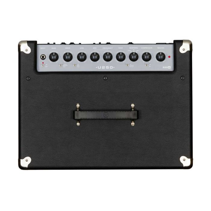 Top Down View of Blackstar Unity 250 Bass Amp
