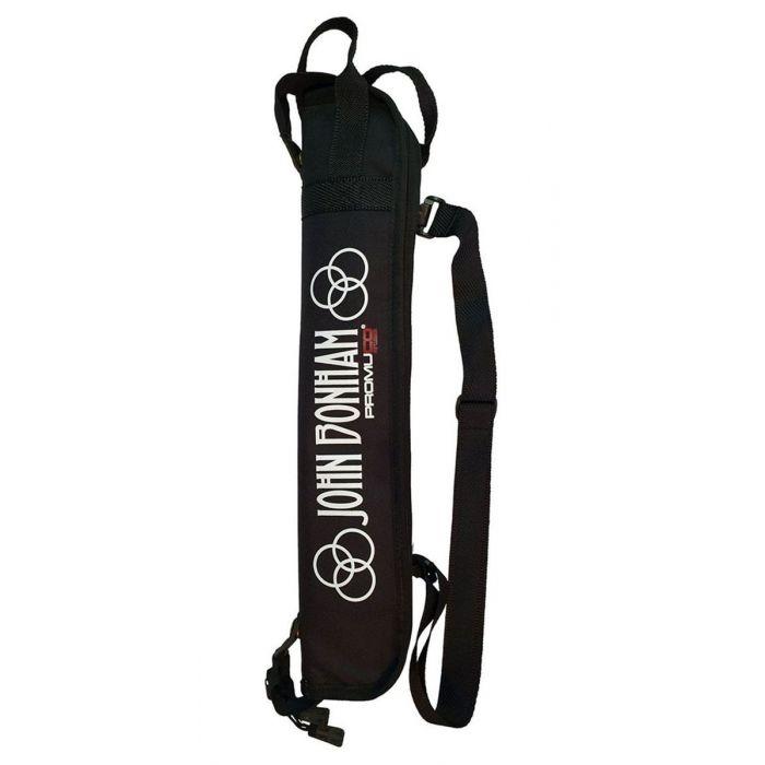 Front view of a Promuco John Bonham Stick Bag
