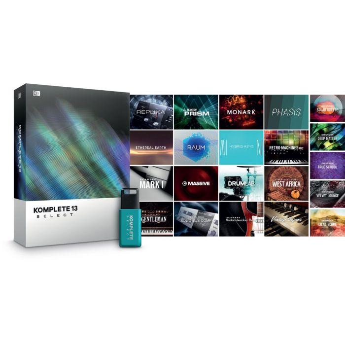 Native Instruments KOMPLETE 13 Select Production Suite