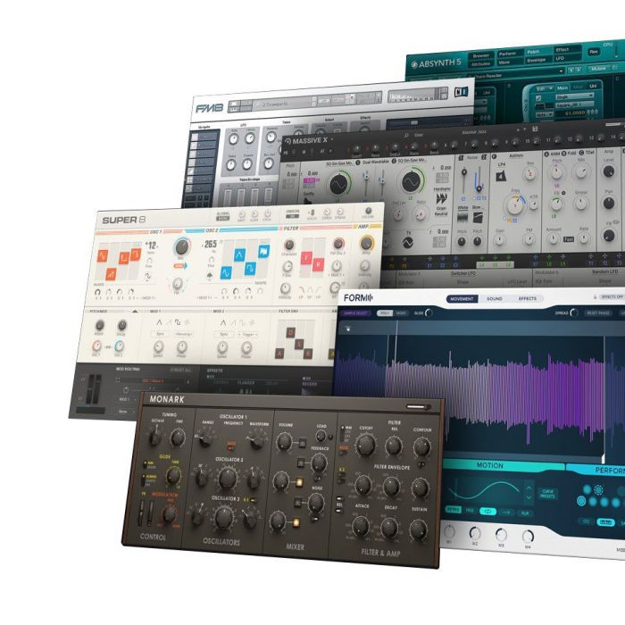 17 Synthesizers