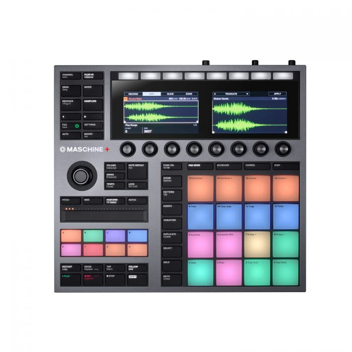 Native Instruments MASCHINE+ Standalone Groovebox