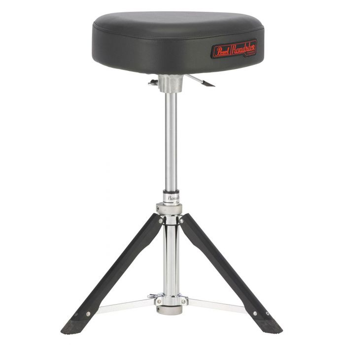Full view of a Pearl Roadster Drum Throne Trilateral Seat