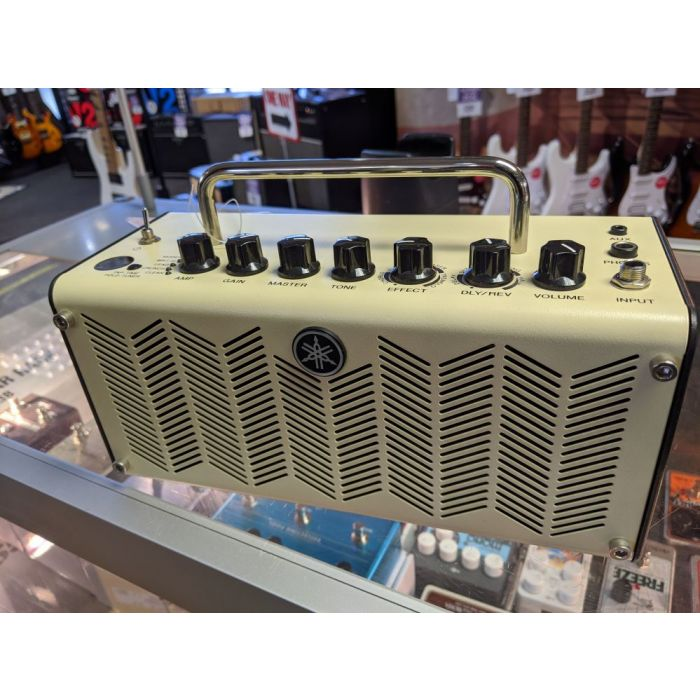 Full view of an Ex Display Yamaha THR5 Modelling Guitar Combo Amplifier
