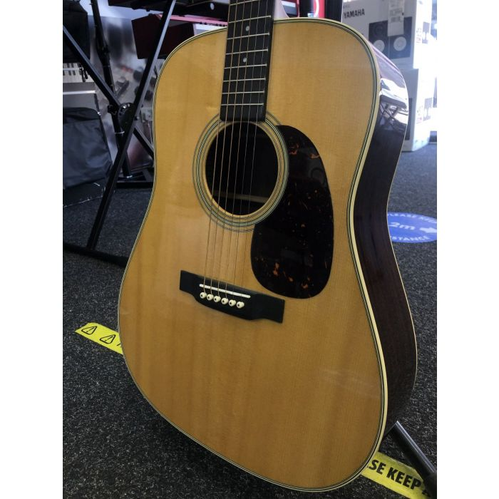 B-Stock Martin D28 Re-Imagined Body