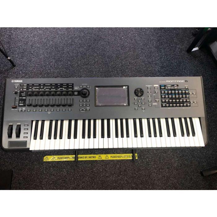 B-Stock Yamaha Montage 6 Synthesizer 61