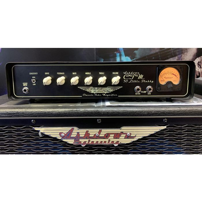 B-Stock Ashdown CTM 30 Bass Head Front View