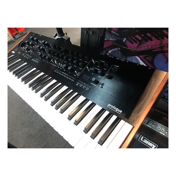 B Stock Korg Prologue 16 Synthesizer Right View