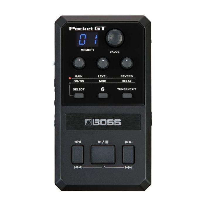 Boss Pocket GT Effects Processor