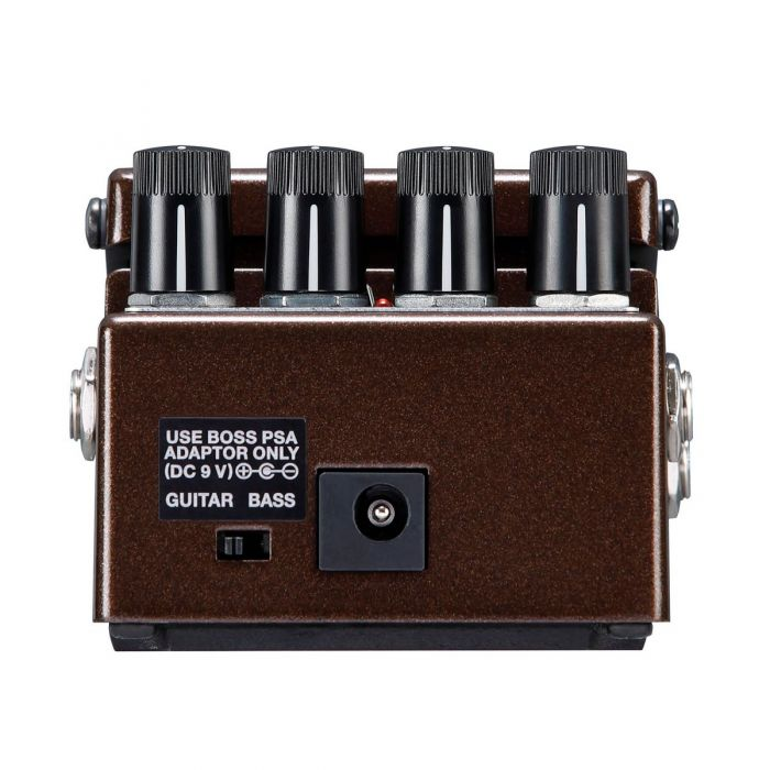 Top Of Boss OC-5 Octave Pedal