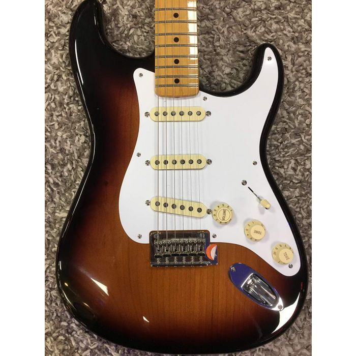 B-Stock Fender Vintera 50s Strat Front Body Detail