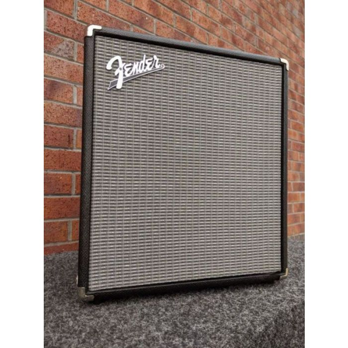 Full view of a B Stock Fender Rumble 100 V3 Bass Combo Amp