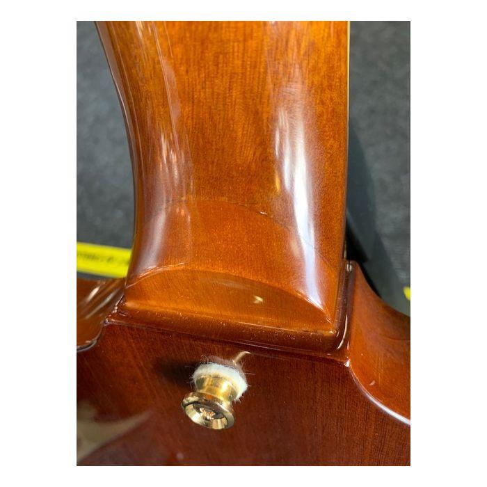 B Stock Epiphone Ltd Ed G-400 Deluxe PRO Repair detail