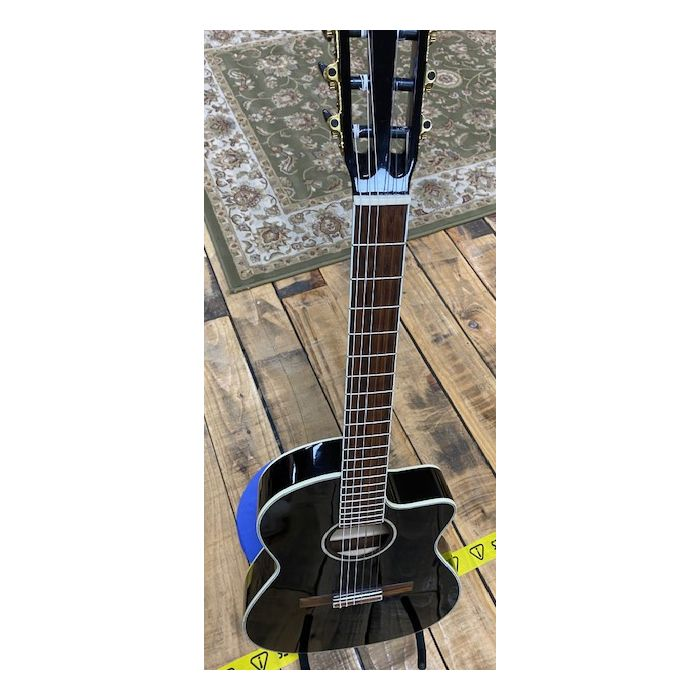 Pre Loved Cordoba Fusion 14 Classical Guitar Top View