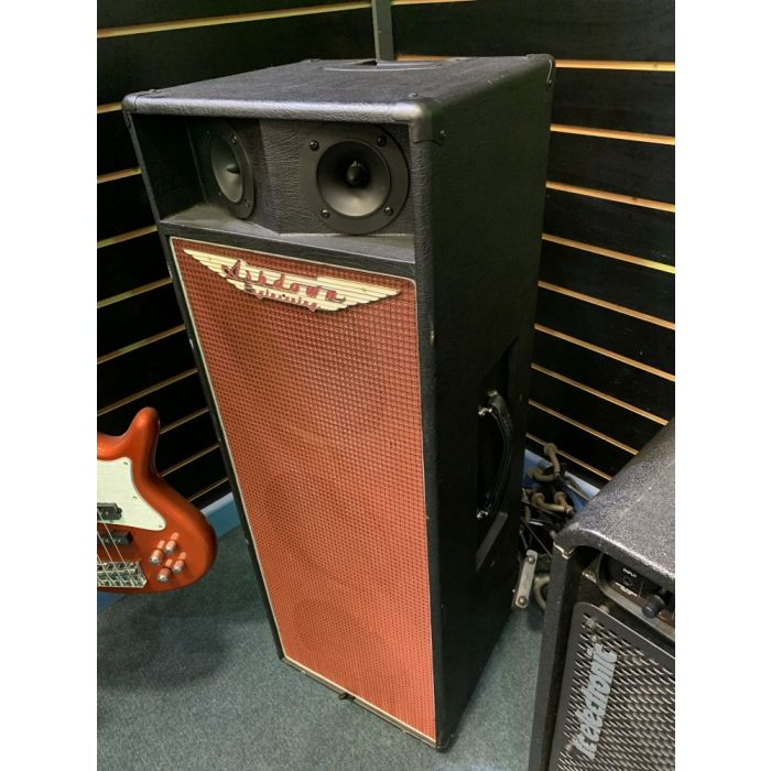 Right Side of Pre-Loved Ashdown CL-310 Cab