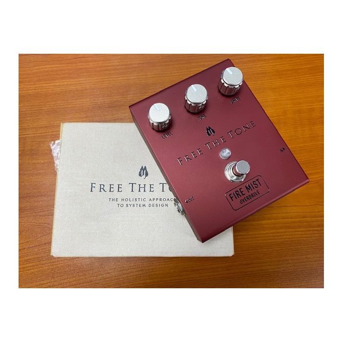 Pre-Loved Free The Tone Fire Mist Pedal Box and Pedal