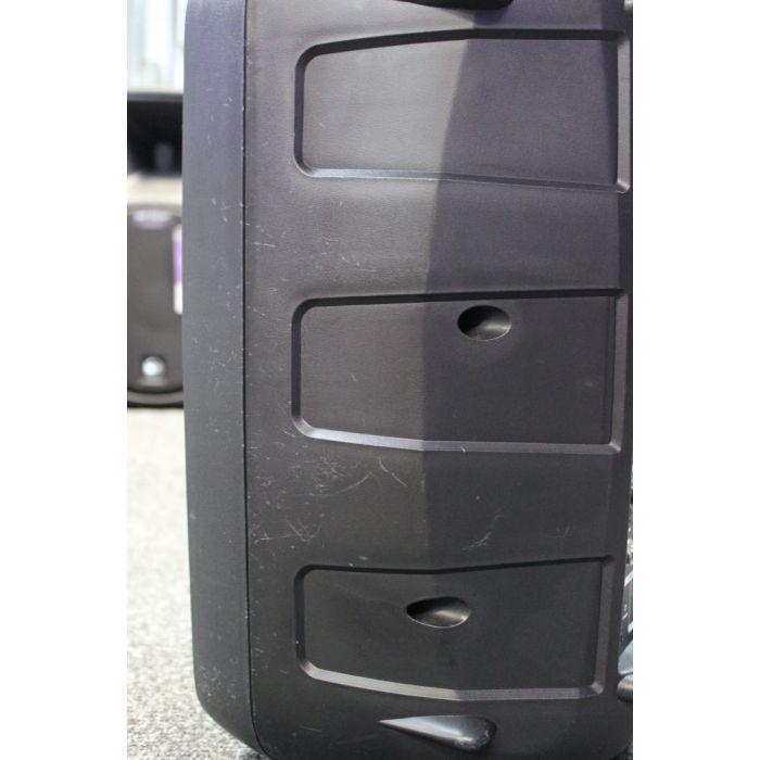 Damage to Side of Pre-Loved Samson Auro D210 PA Speaker