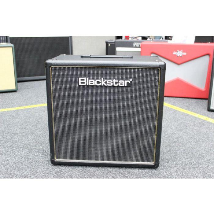Front of Pre-Loved Blackstar HT-112 Speaker Cab