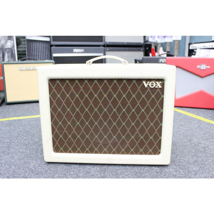 Front of Pre-Loved Vox V112TV 1X12 Extension Cab