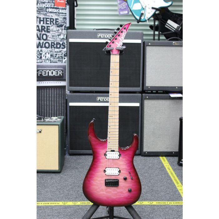 Pre-Loved Jackson DK2QHT Pro Series Dinky Electric Guitar