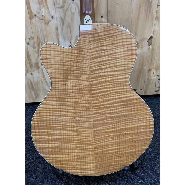 B-Stock Washburn HJ40SCE Heritage Electro Acoustic Rear Body Detail