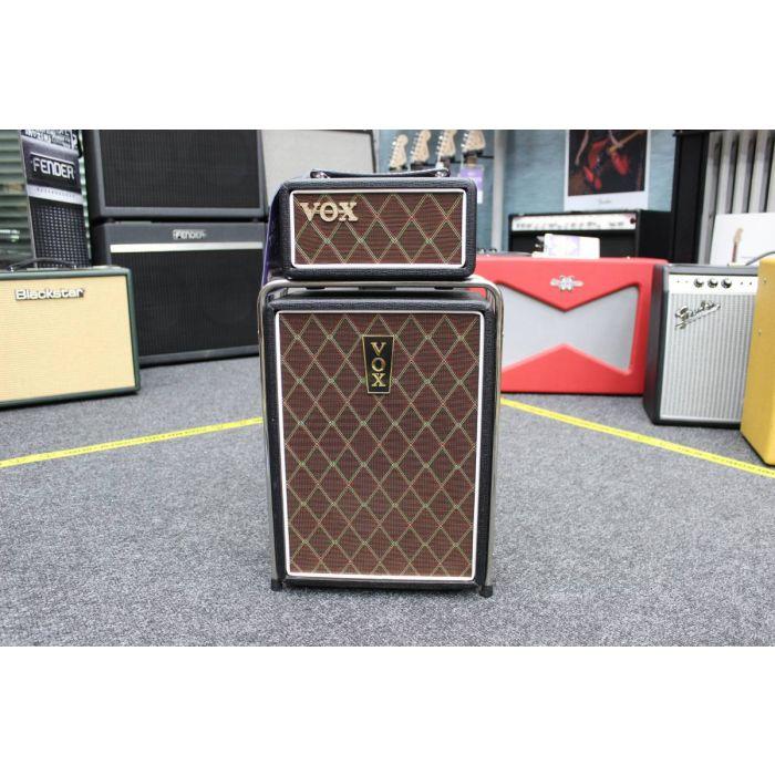 Front of B-Stock VOX Mini Superbeetle Guitar Amplifier