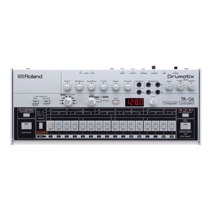 Roland TR-06 Drumatix Drum Machine