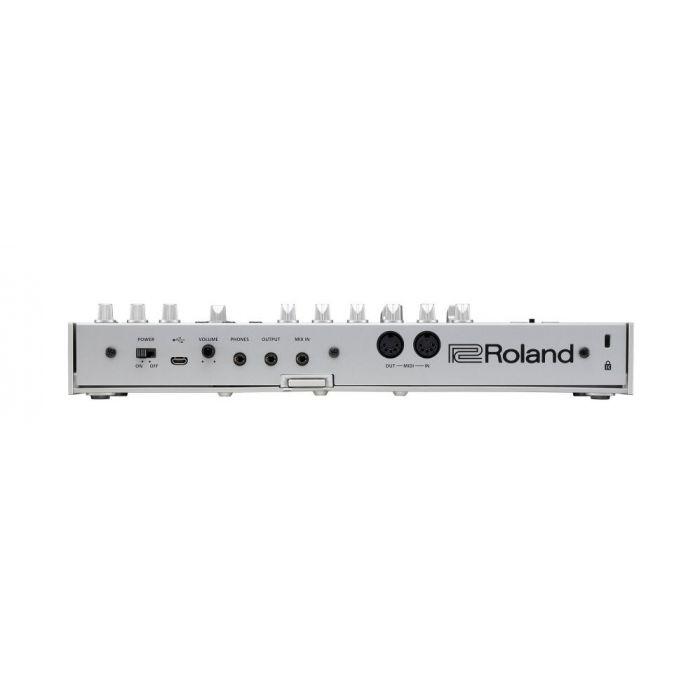 Rear View of Roland TR-06 Drumatix Drum Machine