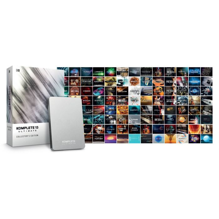 Komplete 13 Ultimate Collector's Edition