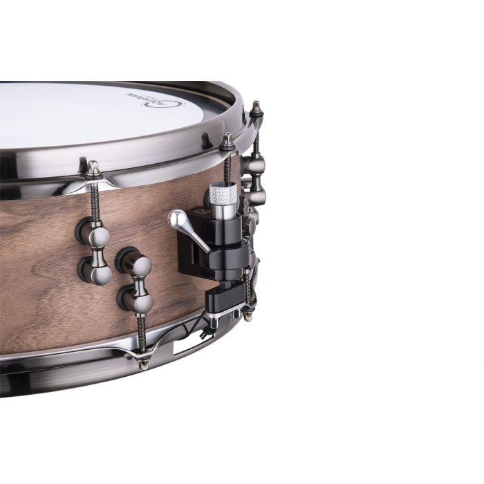 Mapex Craig Blundell Machine Snare Throw Off Detail