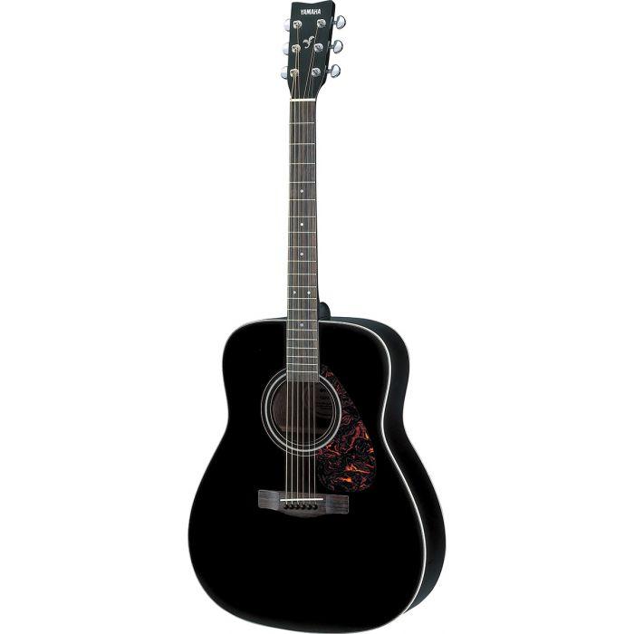 Yamaha F370 Acoustic Guitar Black  Full Feront