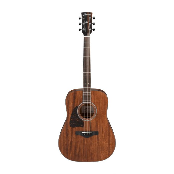 Ibanez AW54L Left Handed Acoustic Guitar Open Pore Natural