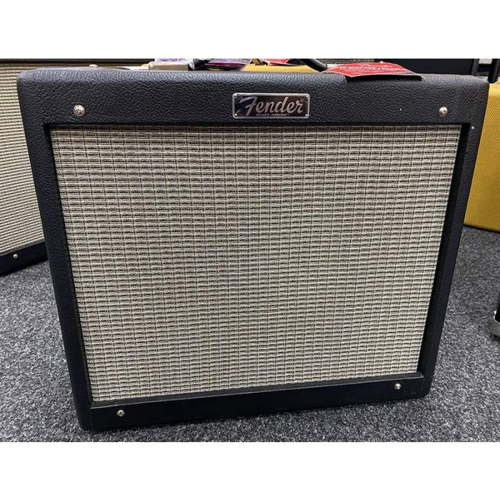 B Stock Fender Blues Junior IV Combo Front View
