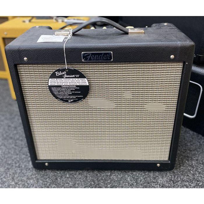 B Stock Fender Blues Junior IV Combo Front View Alternative