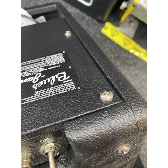 B Stock Fender Blues Junior IV Combo Scuff Damage