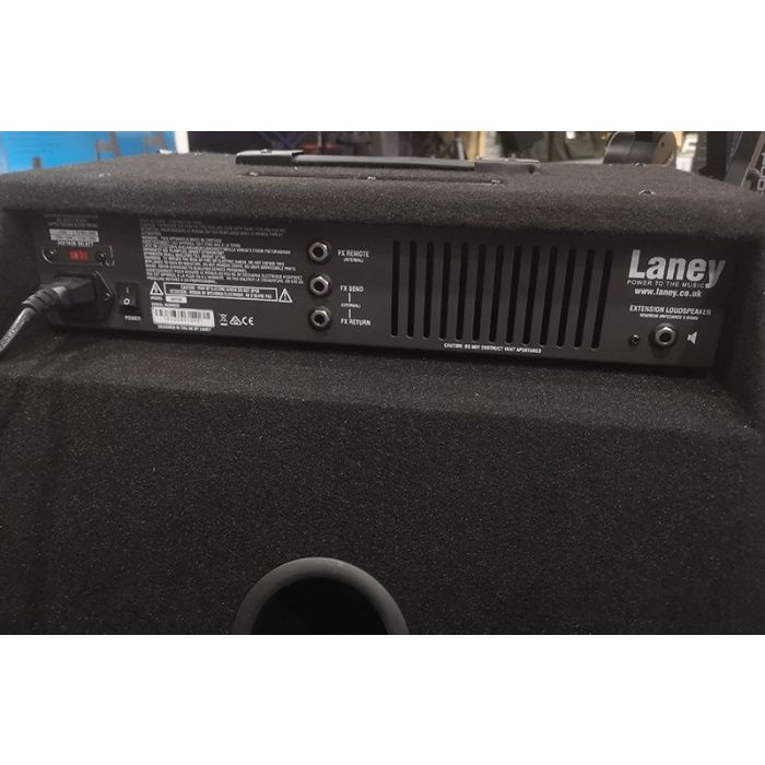 B Stock Laney Audiohub AH150 Combo Front View