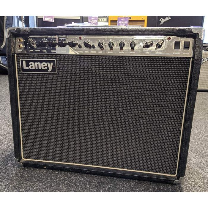 Pre-Loved Laney LC-50 Valve Guitar Combo Front View