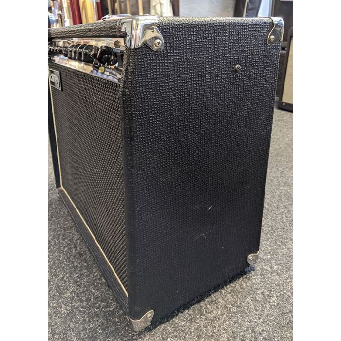 Pre-Loved Laney LC-50 Valve Guitar Combo Side View