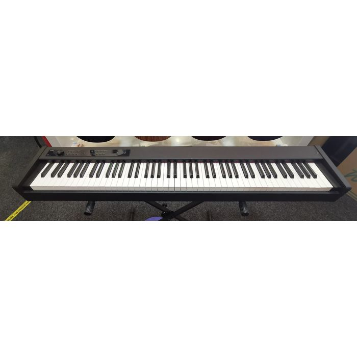 B Stock Korg Concert Series D1 Portable Digital Piano Front Angled View