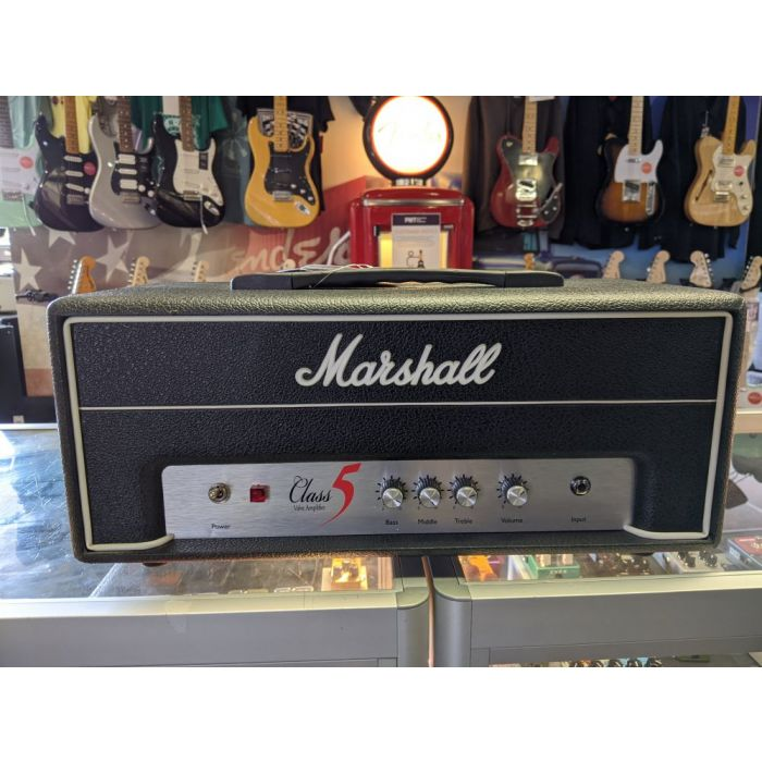 Pre-Loved Marshall Class 5 Guitar Amplifier Head