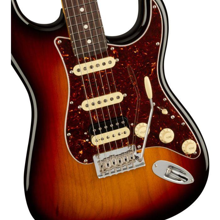 Fender American Pro 2 Strat HSS 3TS Body
