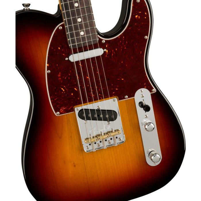 Fender American Pro 2 Tele 3TS Body