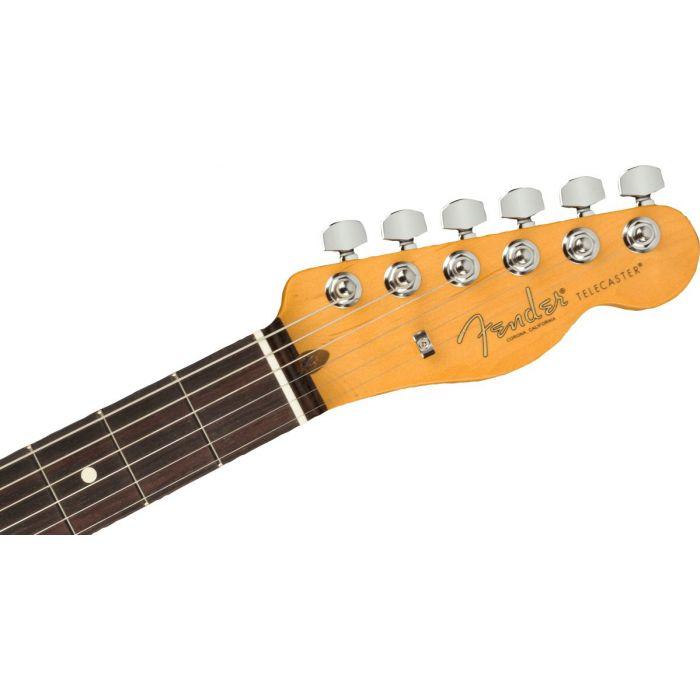 Fender American Pro 2 Tele 3TS Headstock