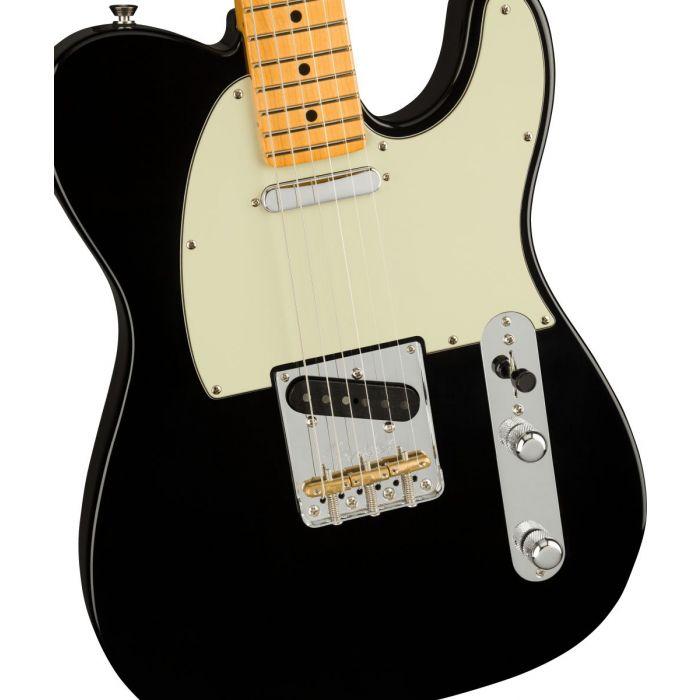 Fender American Pro 2 Tele Black Body