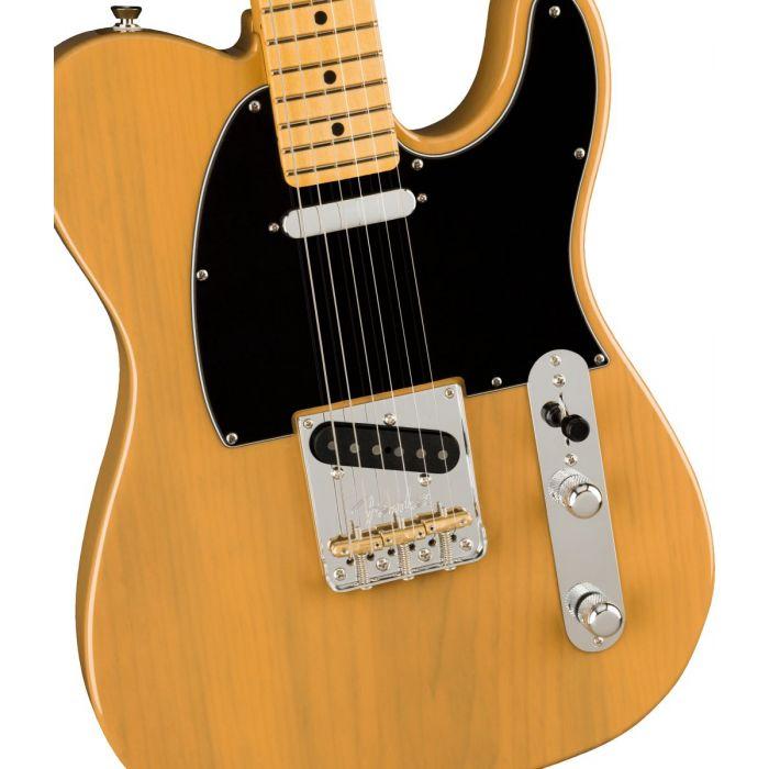 Fender Am Pro 2 Tele Butterscotch Blonde Body