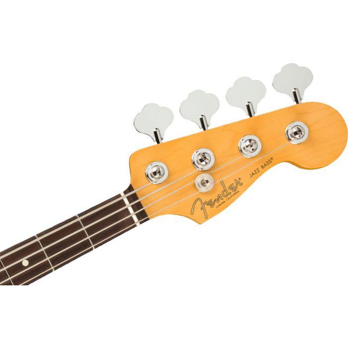 Fender American Pro 2 Jazz Bass 3TS Headstock