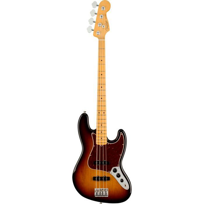 Fender American Professional II Jazz Bass 3-Colour Sunburst MN